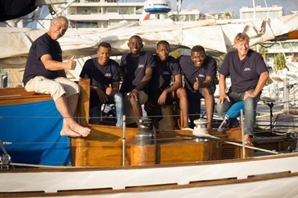 Helping Dreams Set Sail in a Most Inspiring Way!
