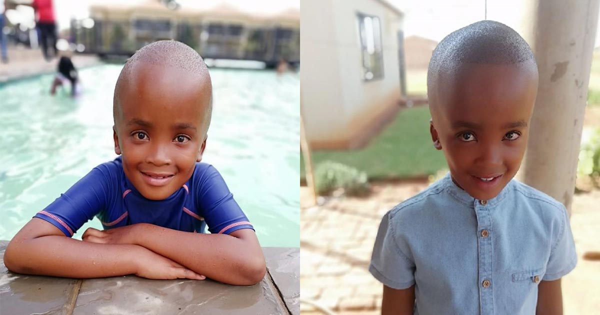 Young Heroes: Brave Thato Beats the Odds With Mom by His Side