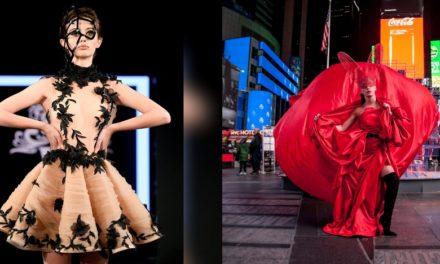 Top SA Designer Shines at New York Fashion Week