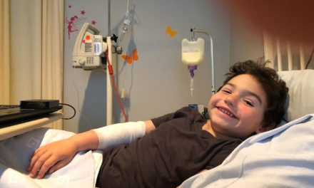 Young Heroes: Aaron Battle Rare Disease Like a Champ