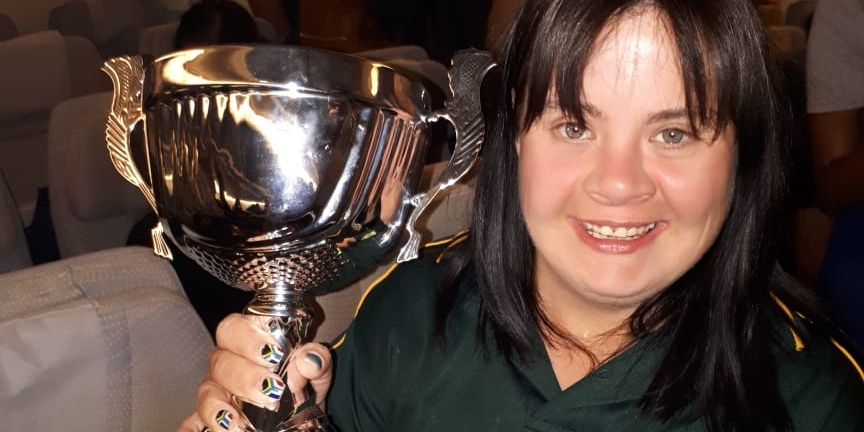 Special Needs Table Tennis Champion Headed for Nationals
