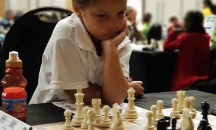 South Africa's Little Chess Champion