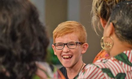Young Heroes: Josh and the Birthday Cake Project