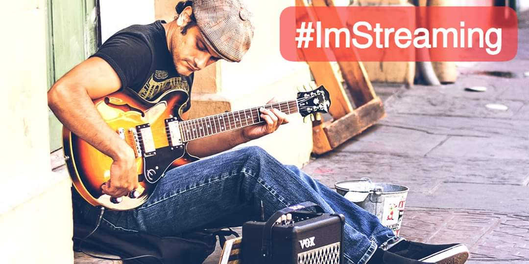 #ImStaying Lockdown Livestreams: Look At What We Have Lined-Up!