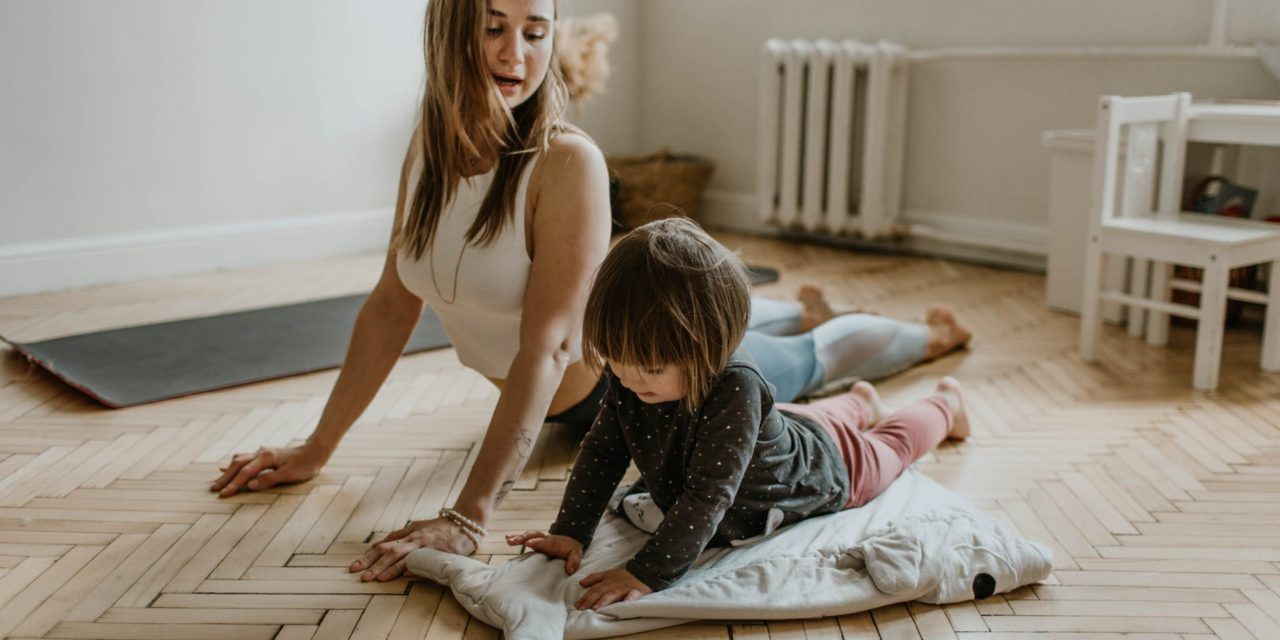 A Parent's Guide to Staying Sane During COVID-19