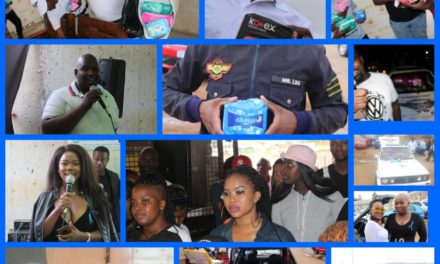 Empowering Township Youth to Make a Difference