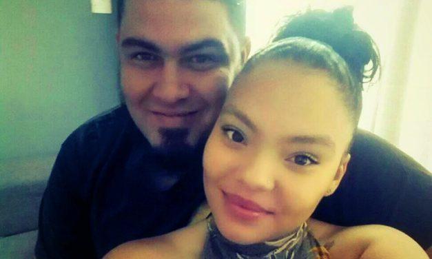#ImStaying Couple Says 'I Do'