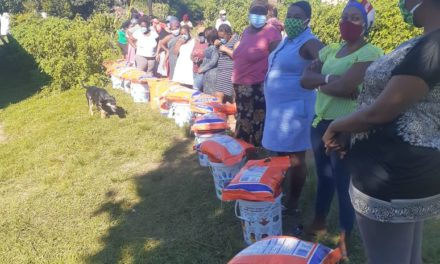 Africa Outreach Feeds the Hungry