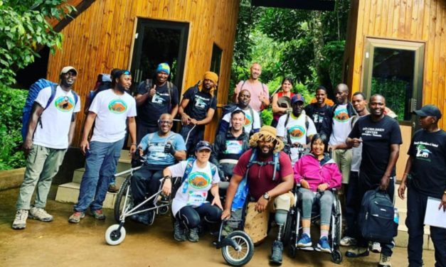 Conquering Mount Kilimanjaro in Wheelchairs