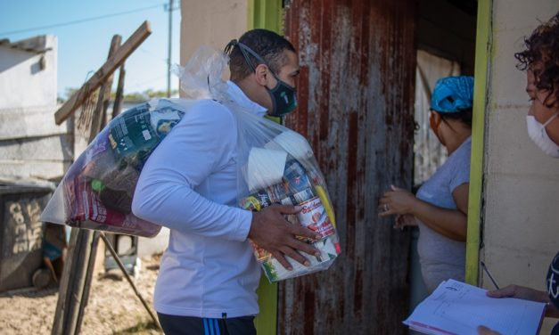 Rugby Legend Habana Addressing Food Insecurity During Pandemic
