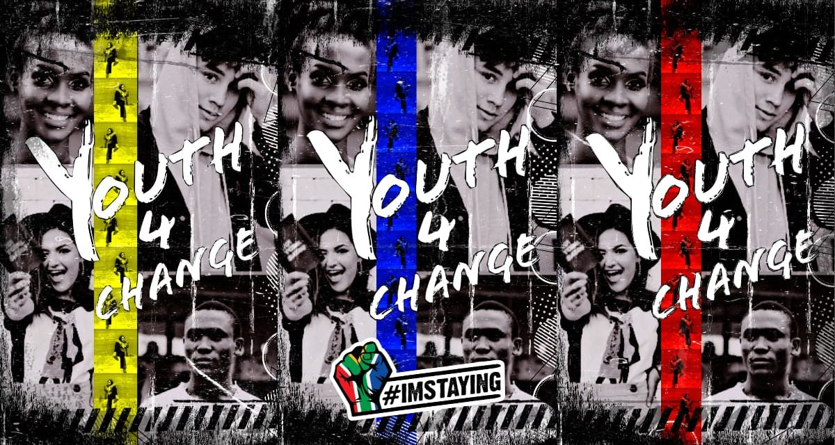 #Youth4Change:  South Africa's Child Heroes