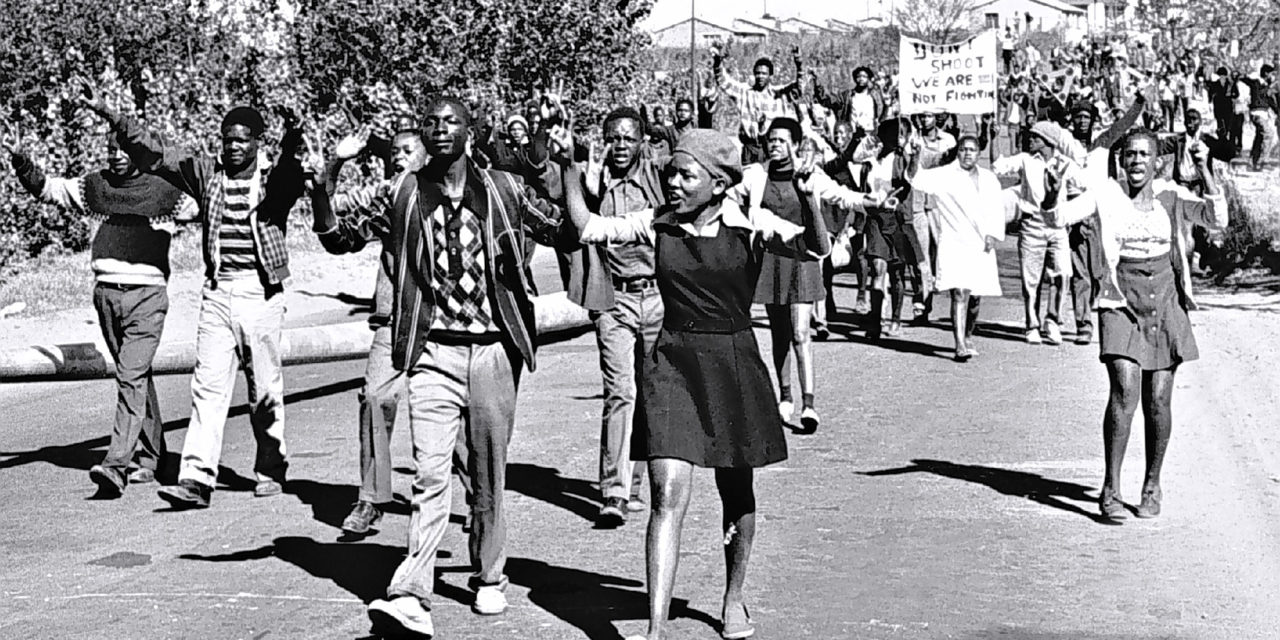 Youth4Change:  Remembering Hector Pieterson