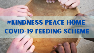#Kindness Peace Home Feeding Scheme Supports Vulnerable Communities
