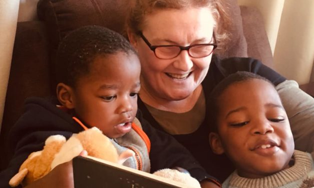 A Mandela Day Family Readathon to Remember