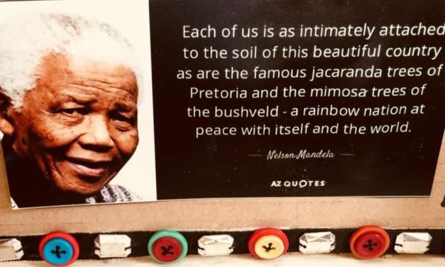 Opinion: Madiba's Important Love and Life Message
