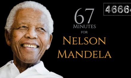 Nelson Mandela Day Every Day