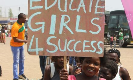 Making an Impact on Girls Through Education and Empowerment