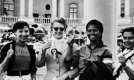 National Women's Day: It All Started with a March