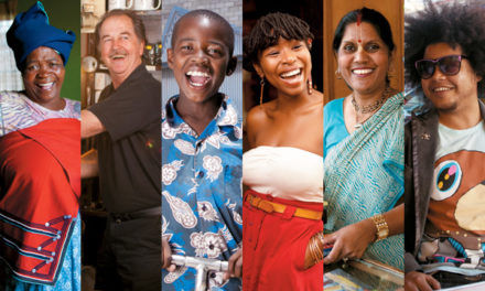 OUR RAINBOW NATION – A RICH CULTURAL TAPESTRY