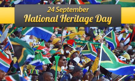 Celebrating Heritage Day in True SA-Style!