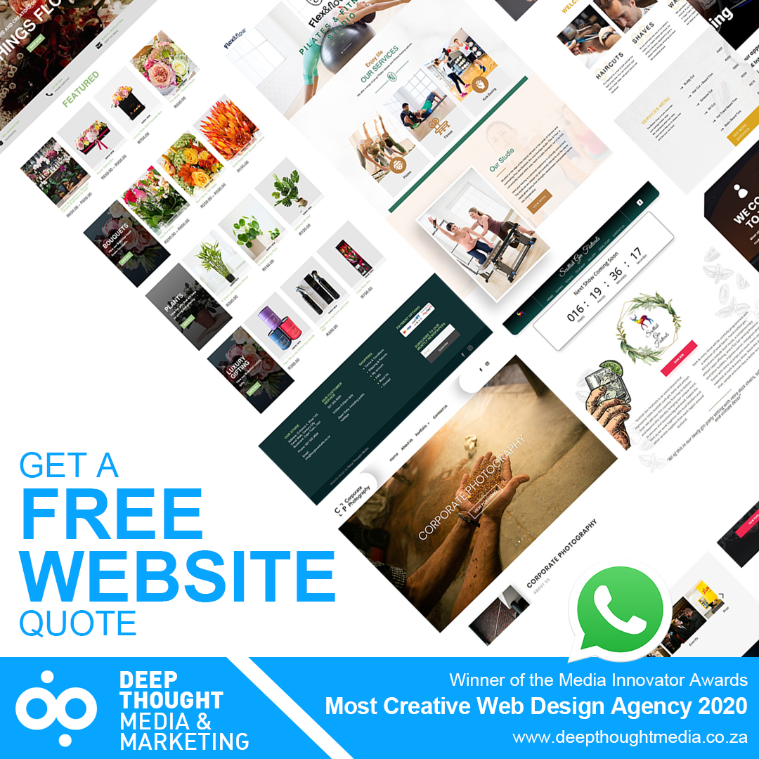Website Designer Cape Town