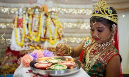 Celebrating the Festival of Lights at Diwali